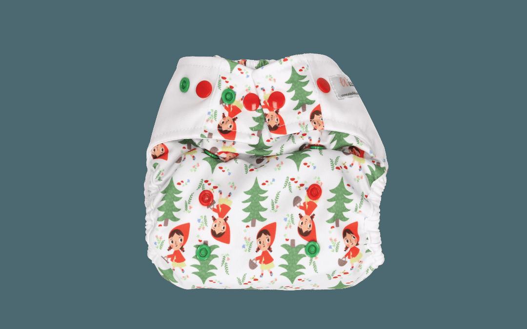 Weeza Überhose Story hour – Little Red Riding Hood