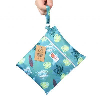 Mini-Nasstasche Palms