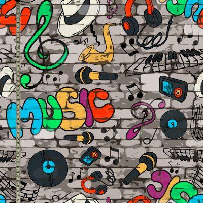 Biojersey I love Music