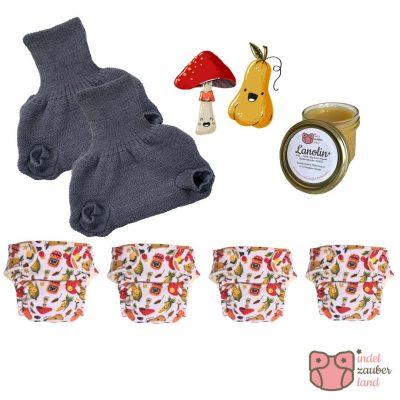 Nachtpaket ab Gr 86 Pinky Pig