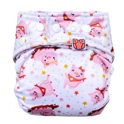 Pocketwindel Naturzauber Pinky Pig B Ware