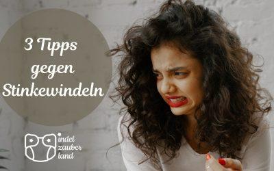 3 Tipps gegen stinkende Stoffwindeln
