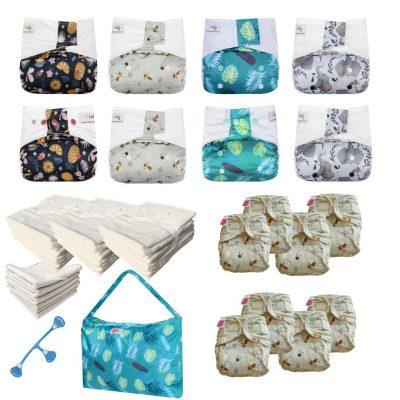 Neugeborenen Komplettpaket Muster 2